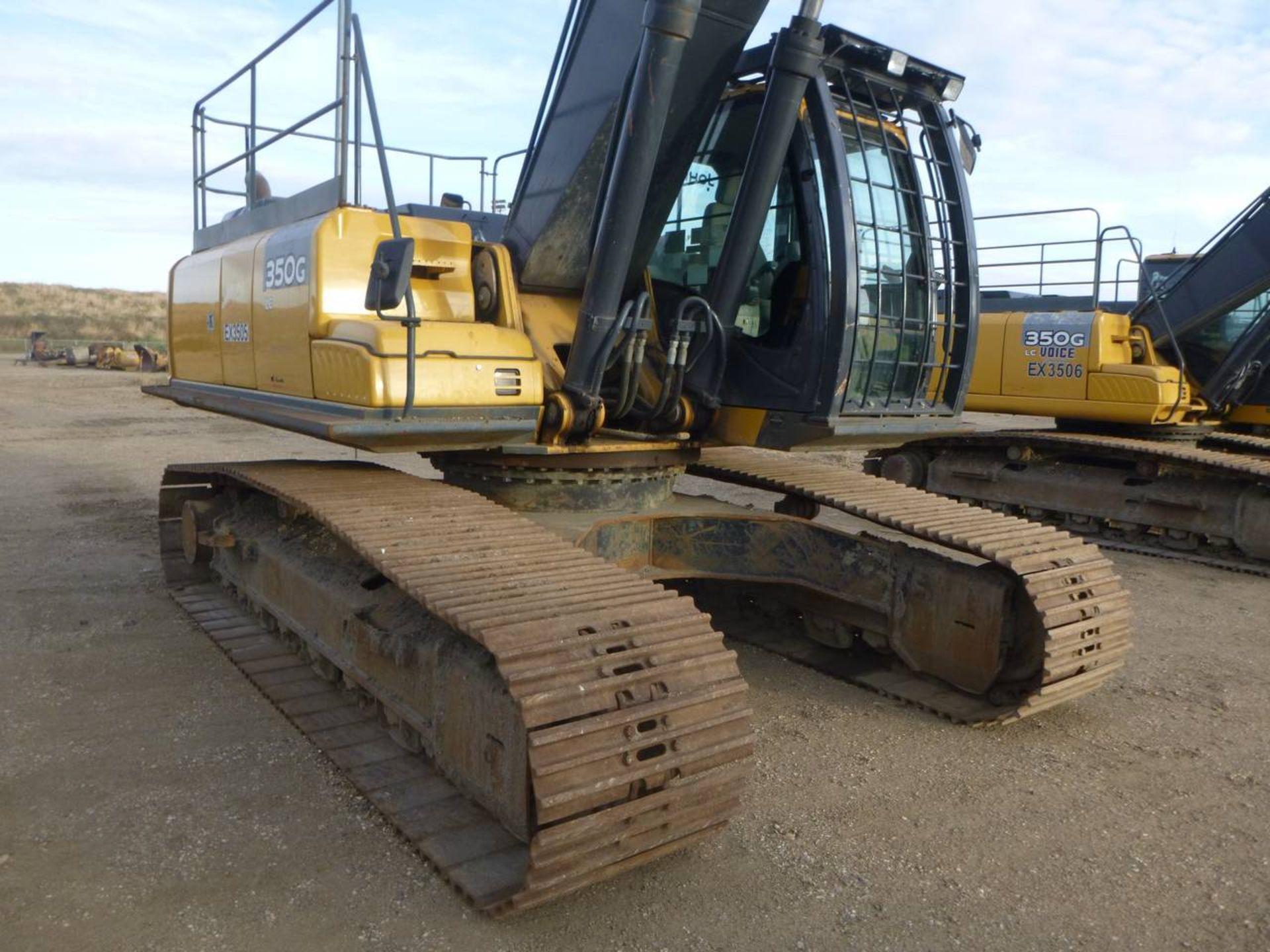 2012 John Deere 350G LC Excavator - Image 3 of 12