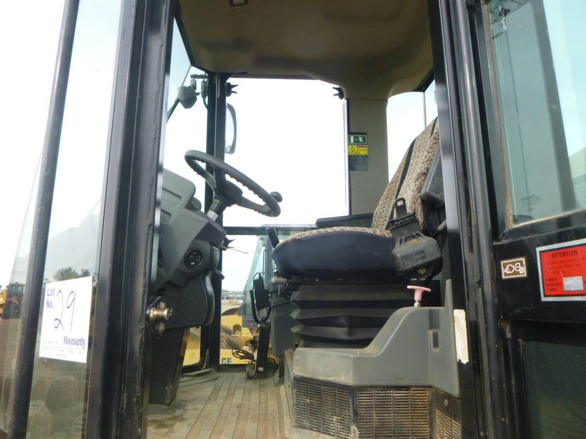 2007 Caterpillar CP-563E Compactor - Image 7 of 9