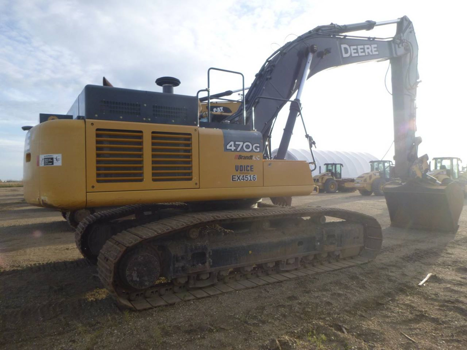 2014 John Deere 470G LC Excavator - Image 5 of 12