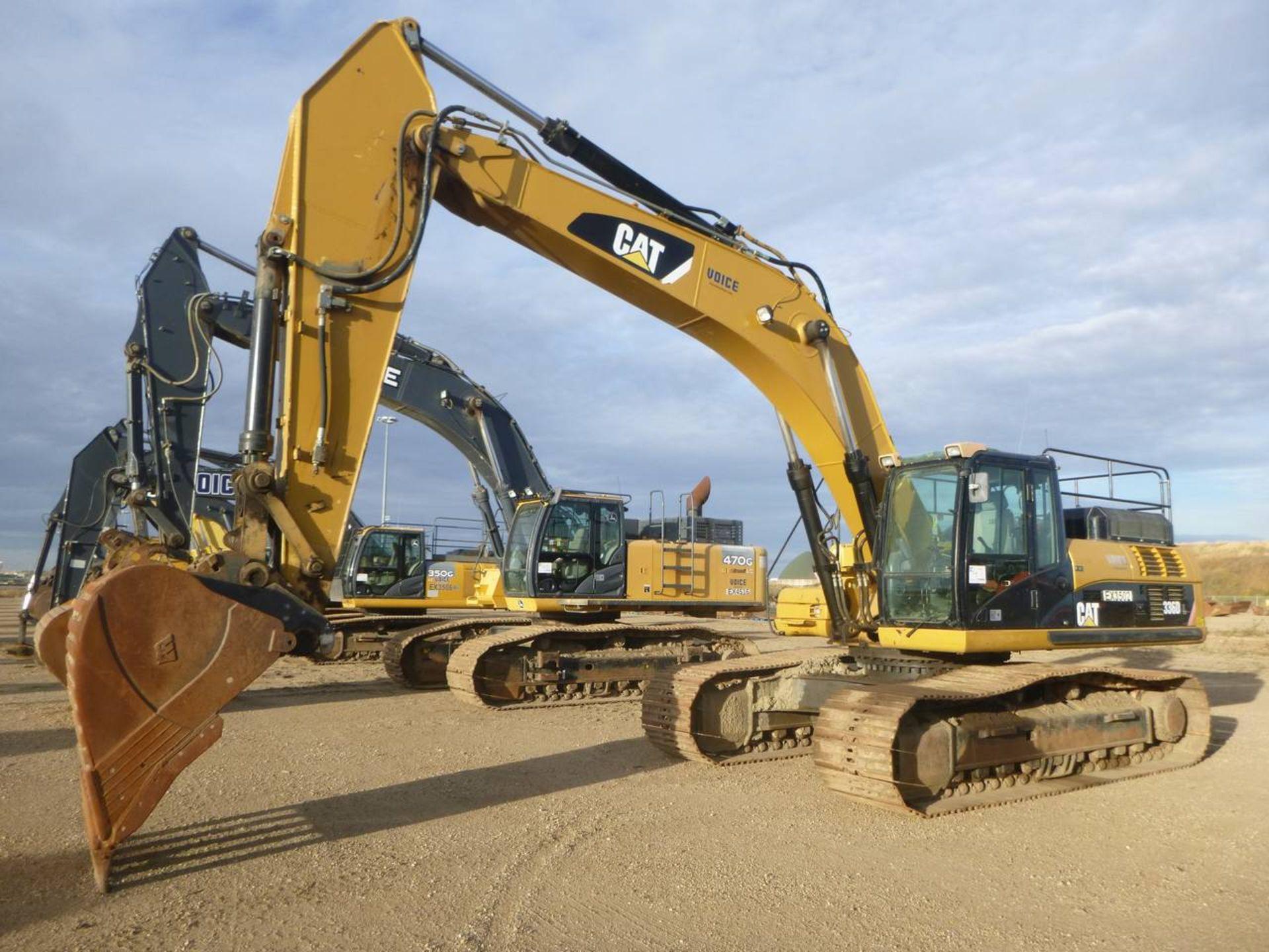 2010 Caterpillar 336D L Excavator