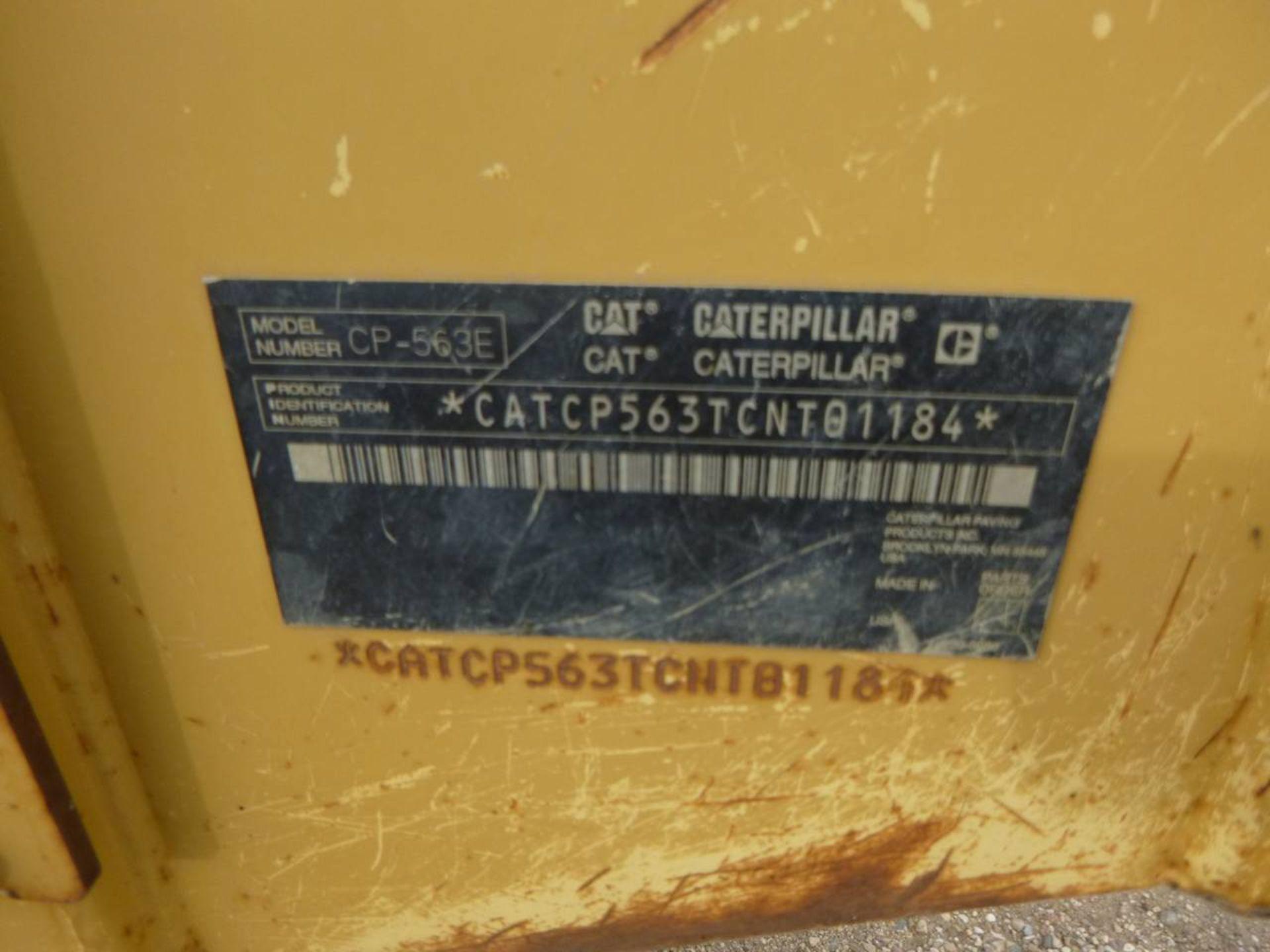 2006 Caterpillar CP-563E Compactor - Image 9 of 9