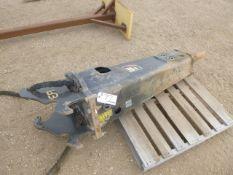 2013 Caterpillar H95E S Hydraulic Hammer