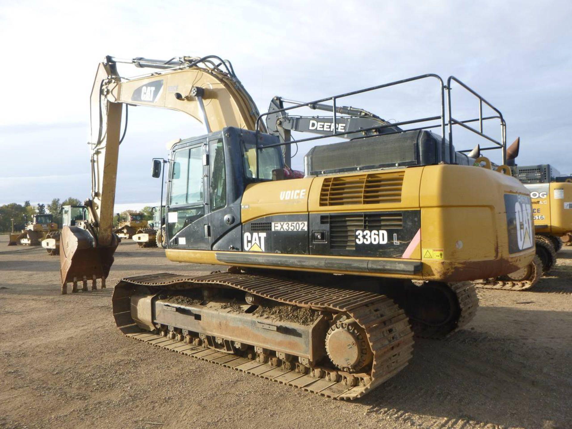 2010 Caterpillar 336D L Excavator - Image 6 of 13