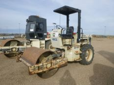 Ingersoll Rand SD-40D Compactor