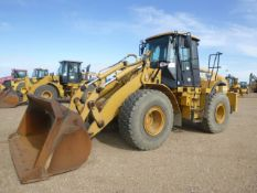 2011 Caterpillar IT62H Front End Loader