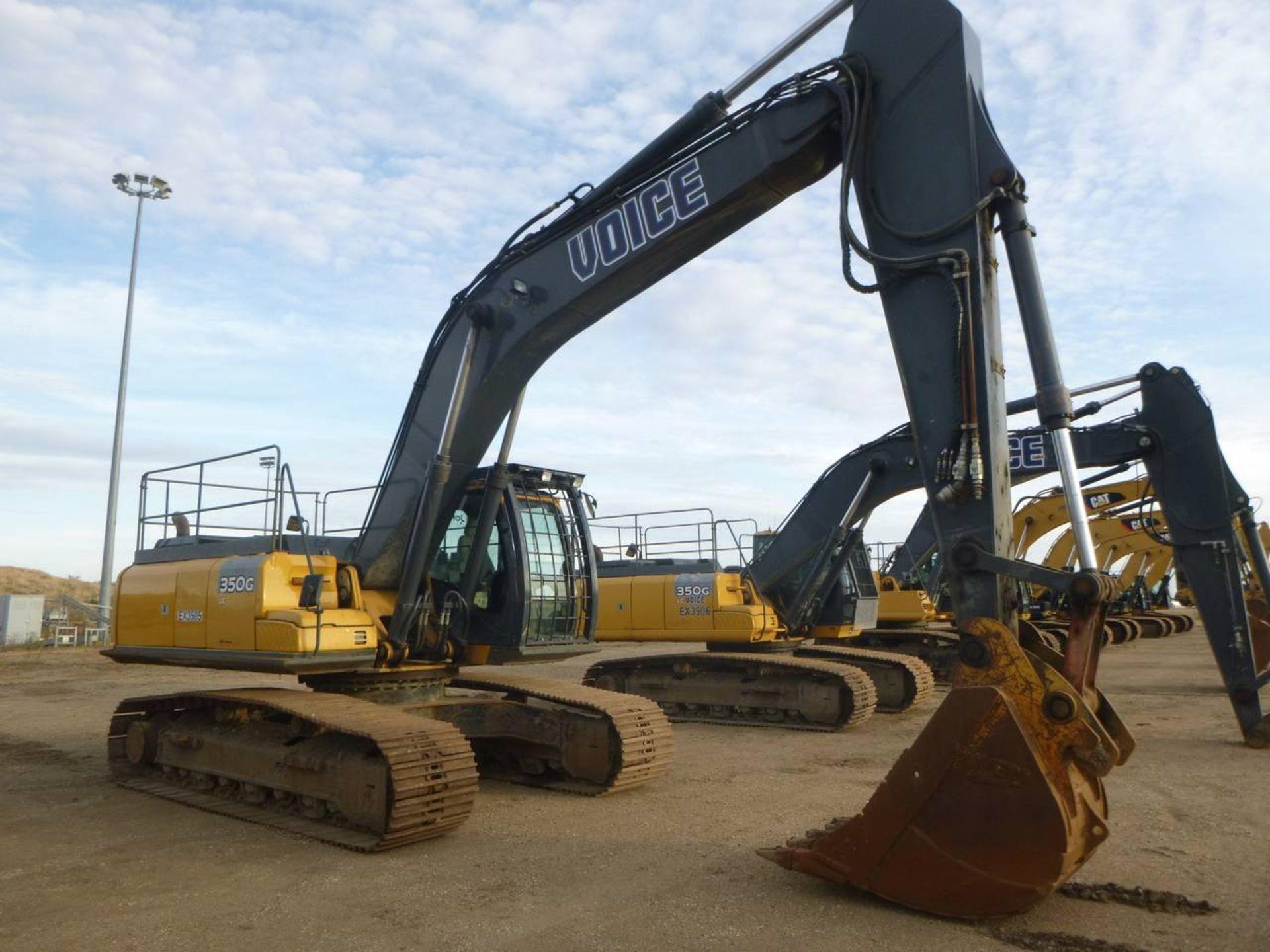 2012 John Deere 350G LC Excavator - Image 2 of 12