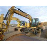 2015 Caterpillar M320F Wheel Excavator