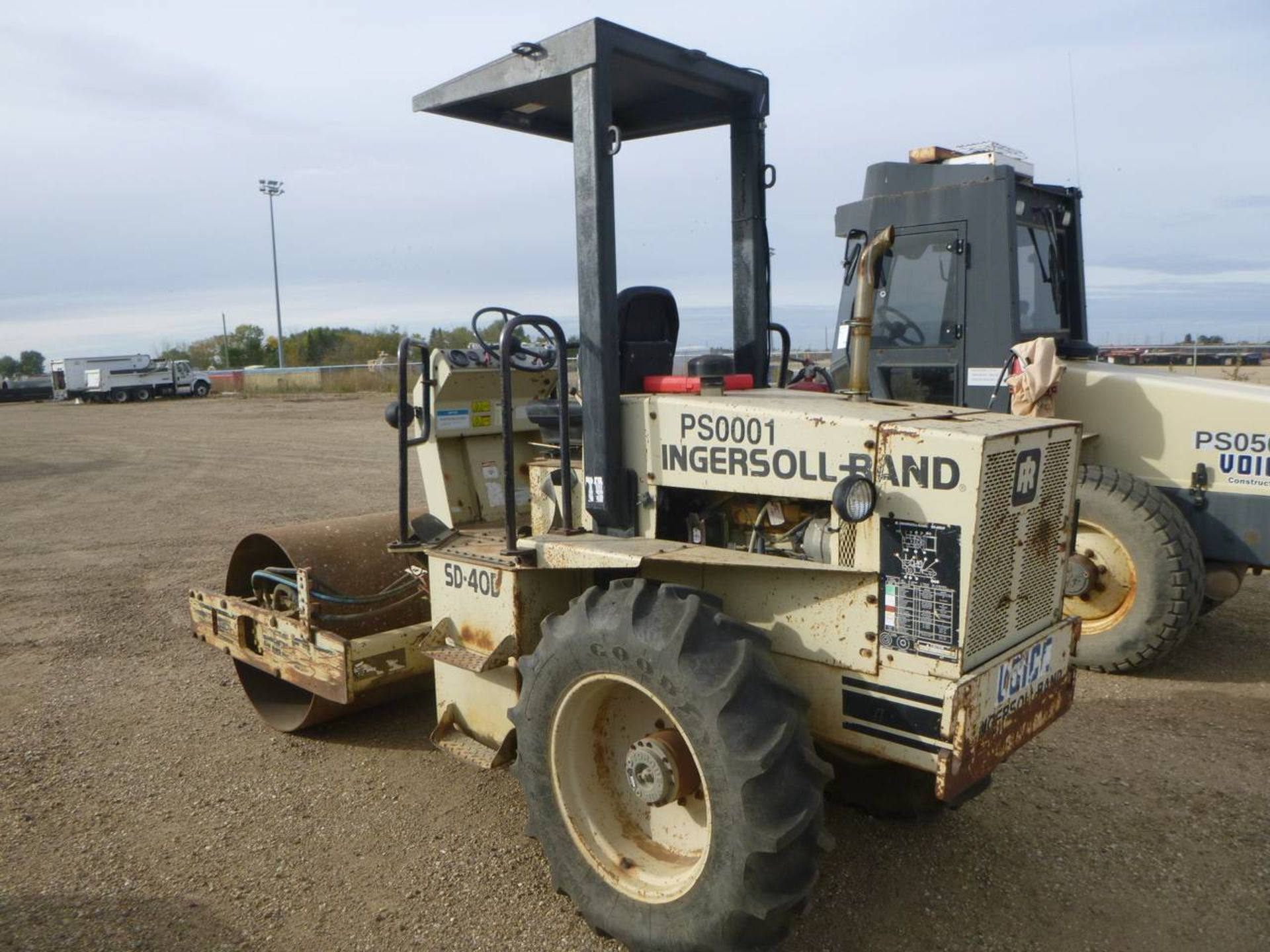 Ingersoll Rand SD-40D Compactor - Image 4 of 7