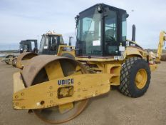 2007 Caterpillar CS-563E Compactor