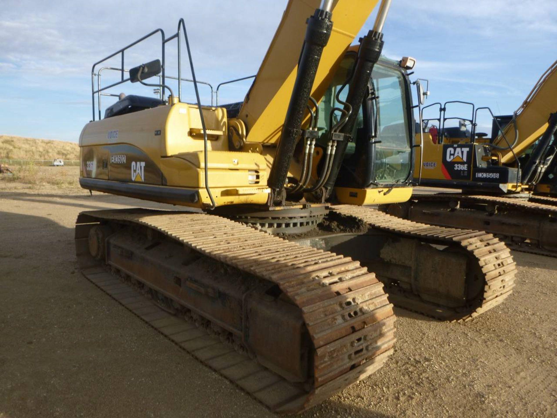 2010 Caterpillar 336D L Excavator - Image 3 of 13