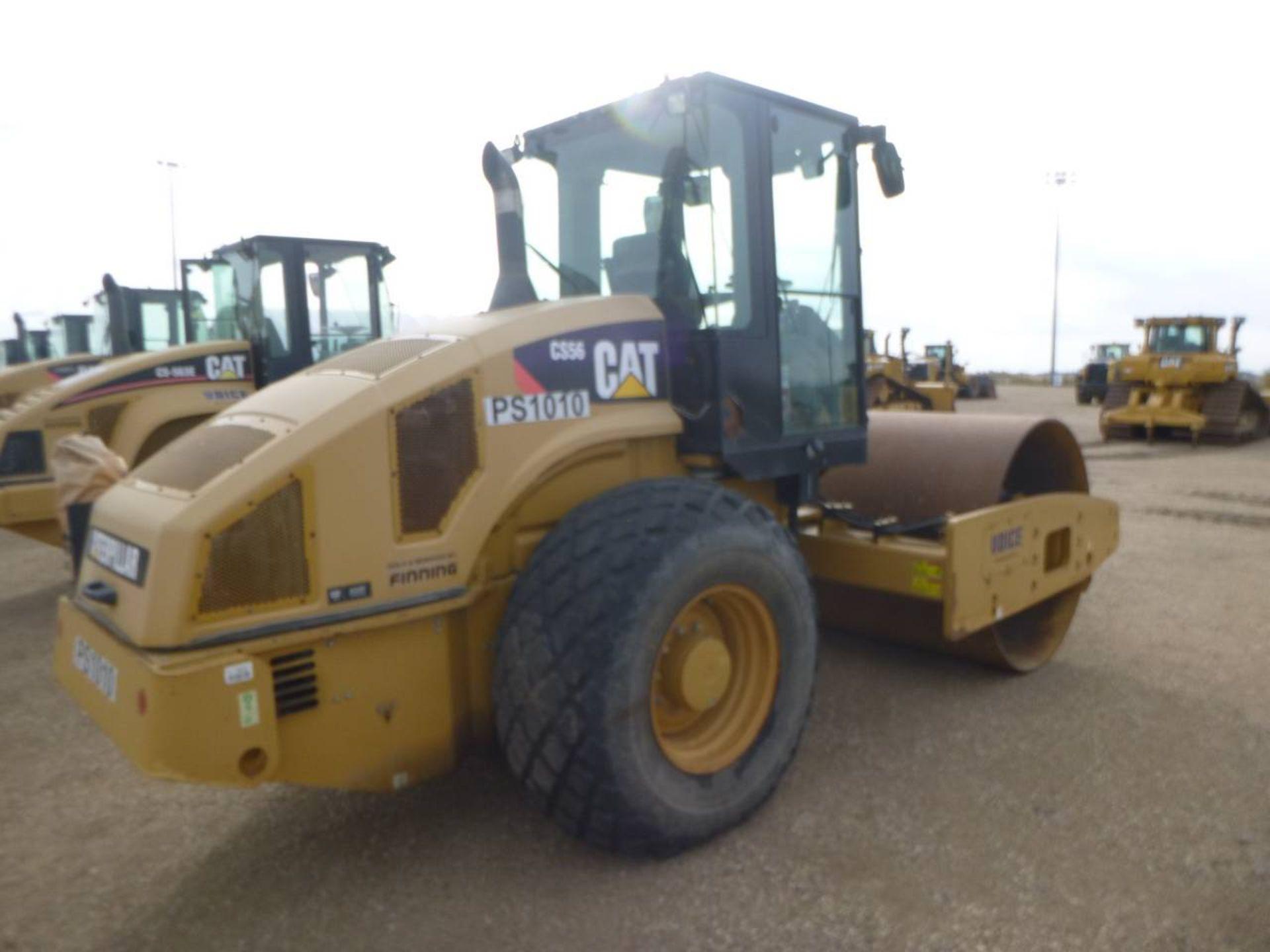 2011 Caterpillar CS56 Compactor - Image 3 of 9