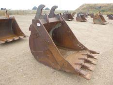 WBM BCKT, 400-3HDD,654 Digging Bucket