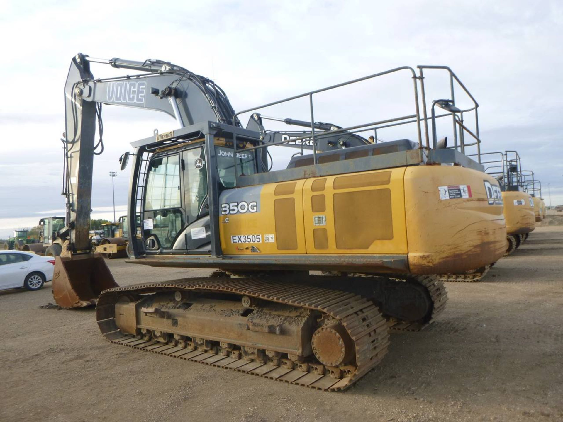 2012 John Deere 350G LC Excavator - Image 6 of 12