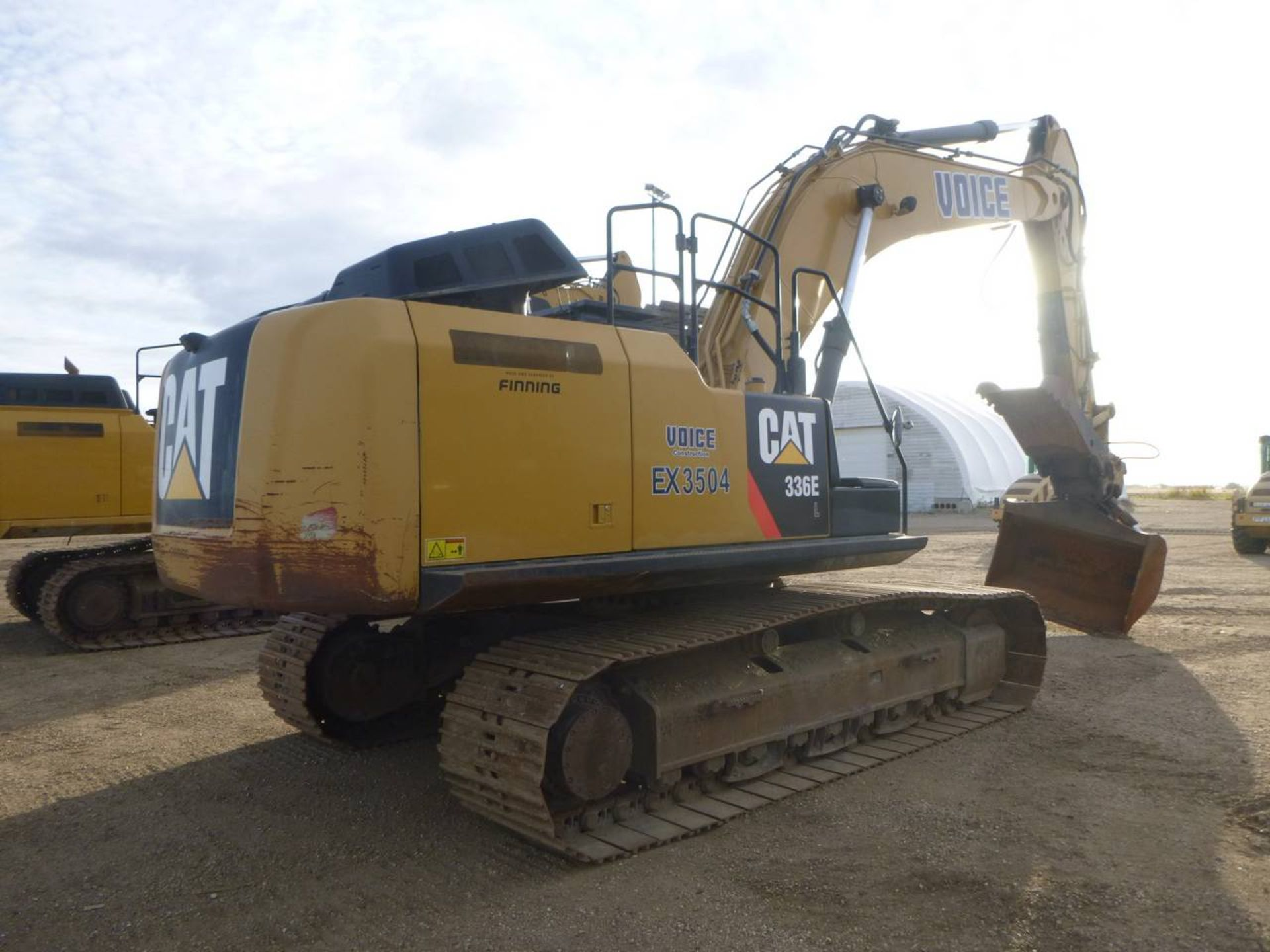 2012 Caterpillar 336E L Excavator - Image 5 of 11