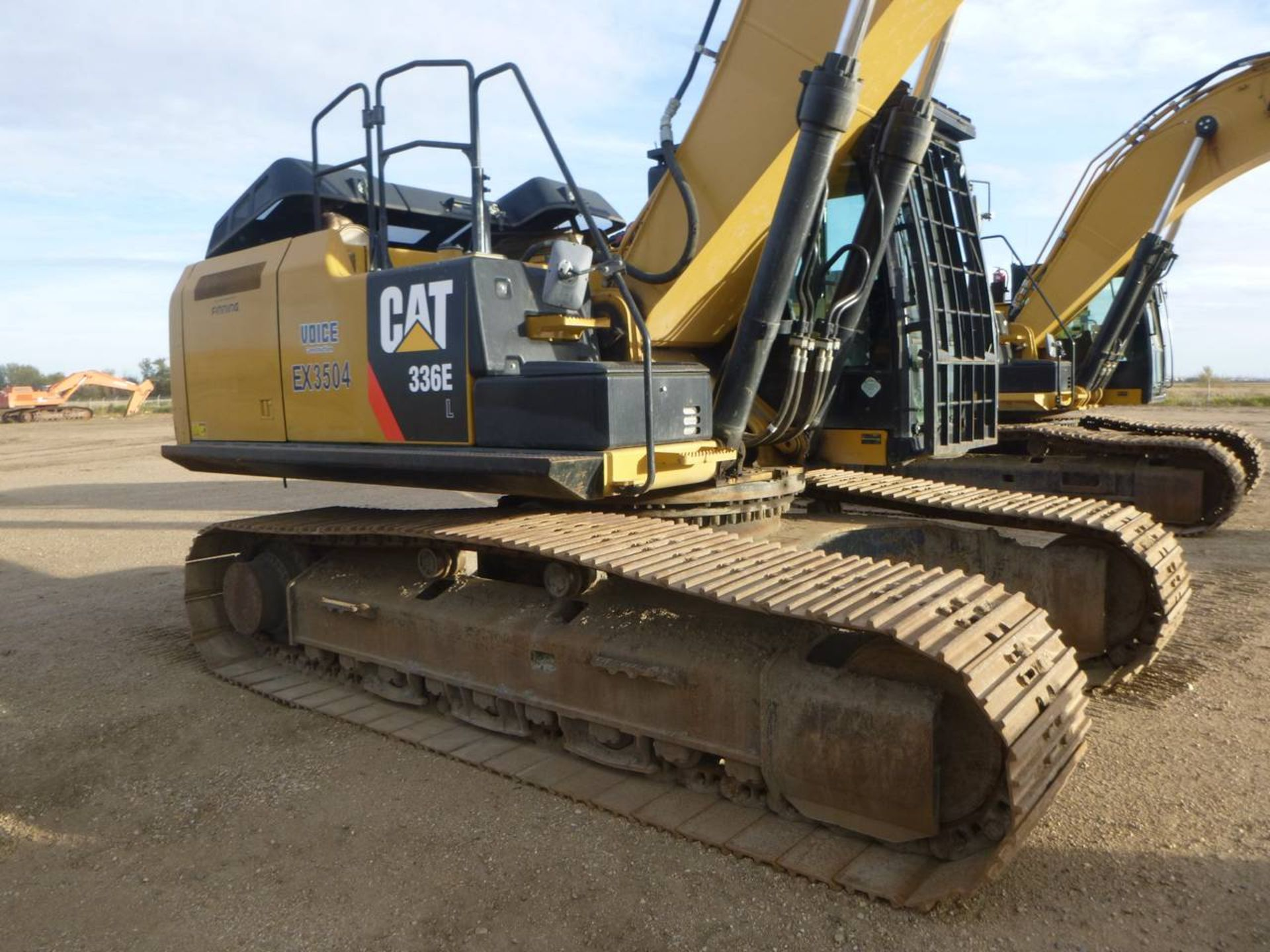 2012 Caterpillar 336E L Excavator - Image 3 of 11