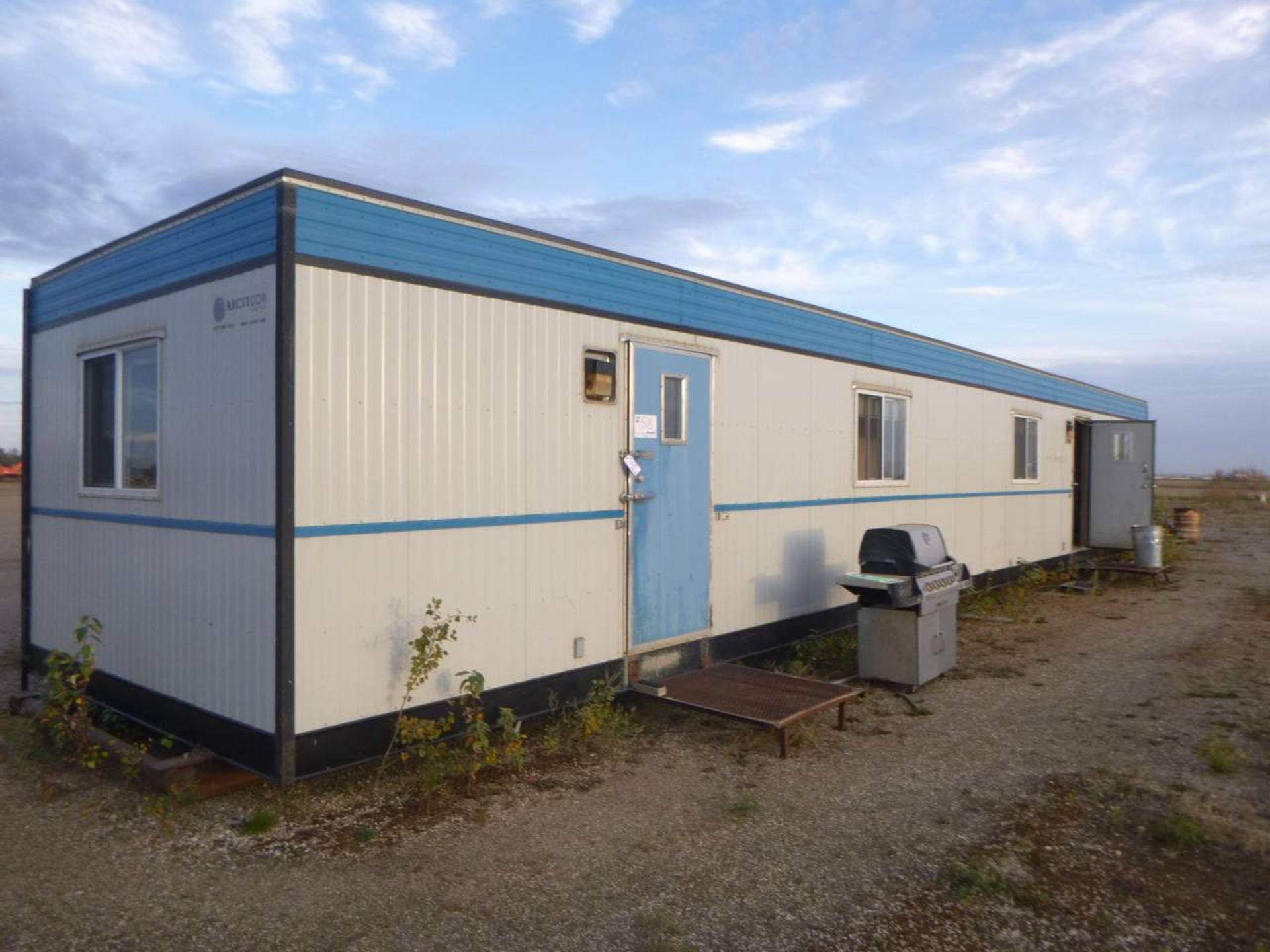 2007 Articor Structures Office Trailer