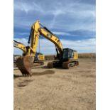2012 Caterpillar 349E L Excavator