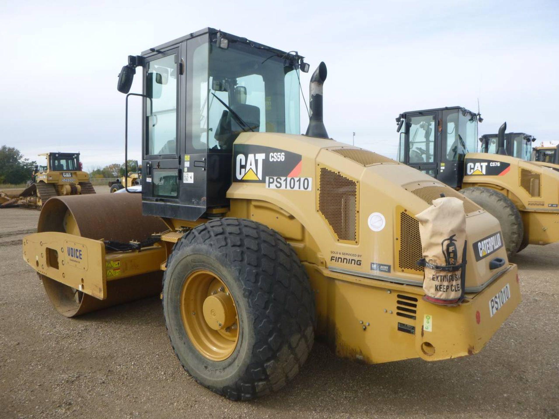 2011 Caterpillar CS56 Compactor - Image 4 of 9