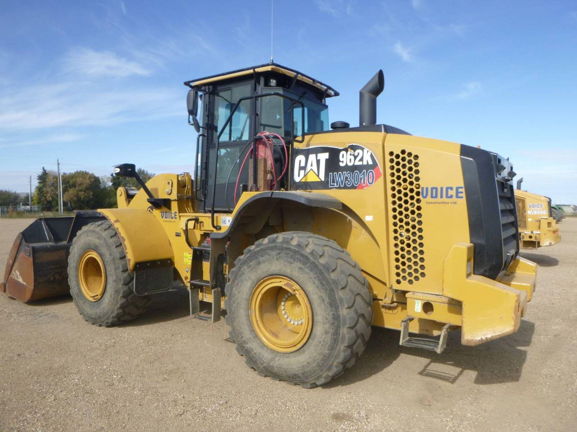 2012 Caterpillar 962K Front End Loader - Image 5 of 10