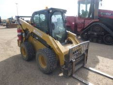 2017 Caterpillar 272D2 Skid Steer Loader