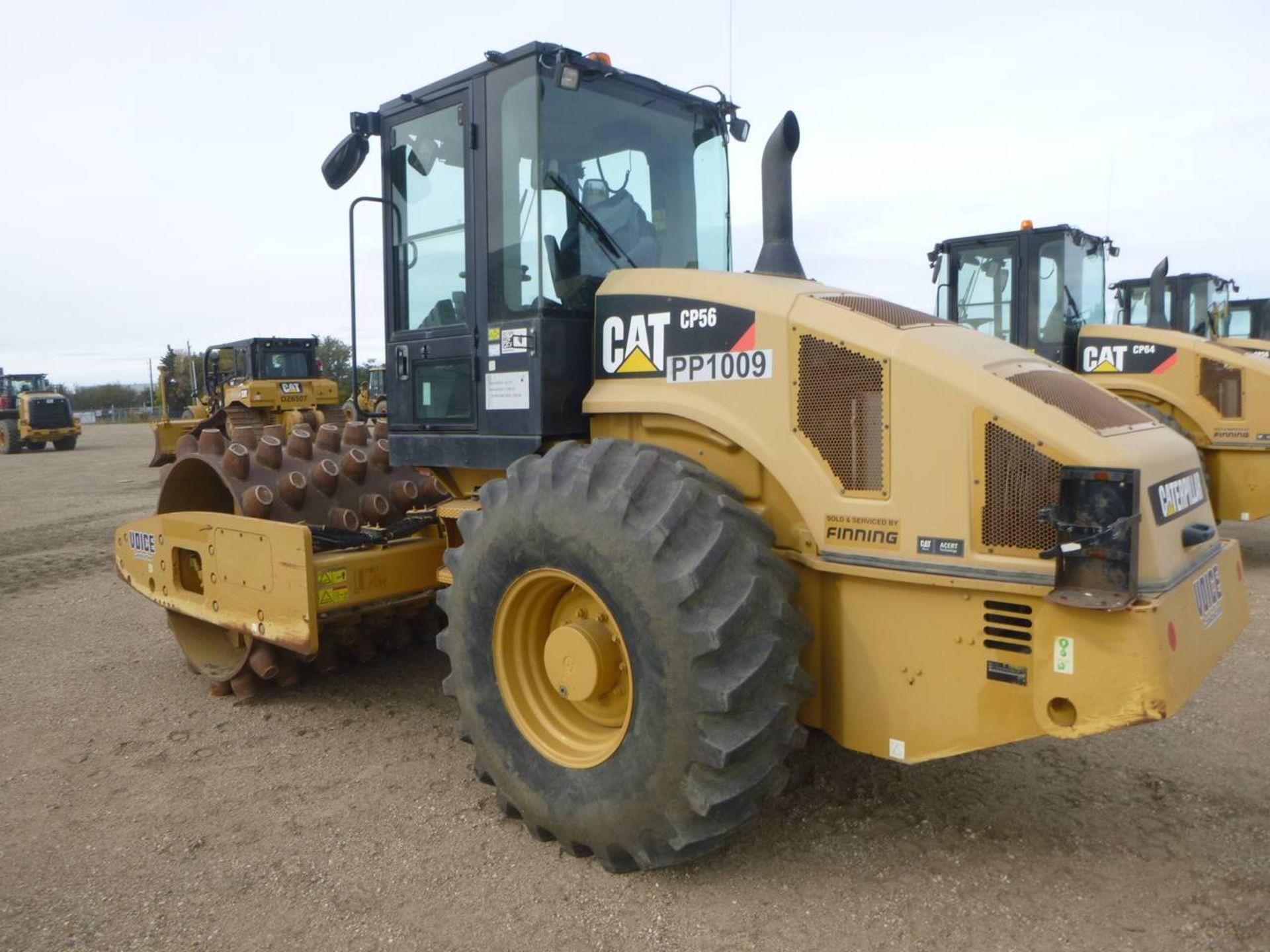 2009 Caterpillar CP56 Compactor - Image 4 of 9
