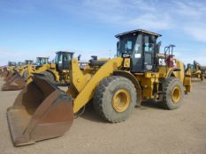 2014 Caterpillar 962K Front End Loader