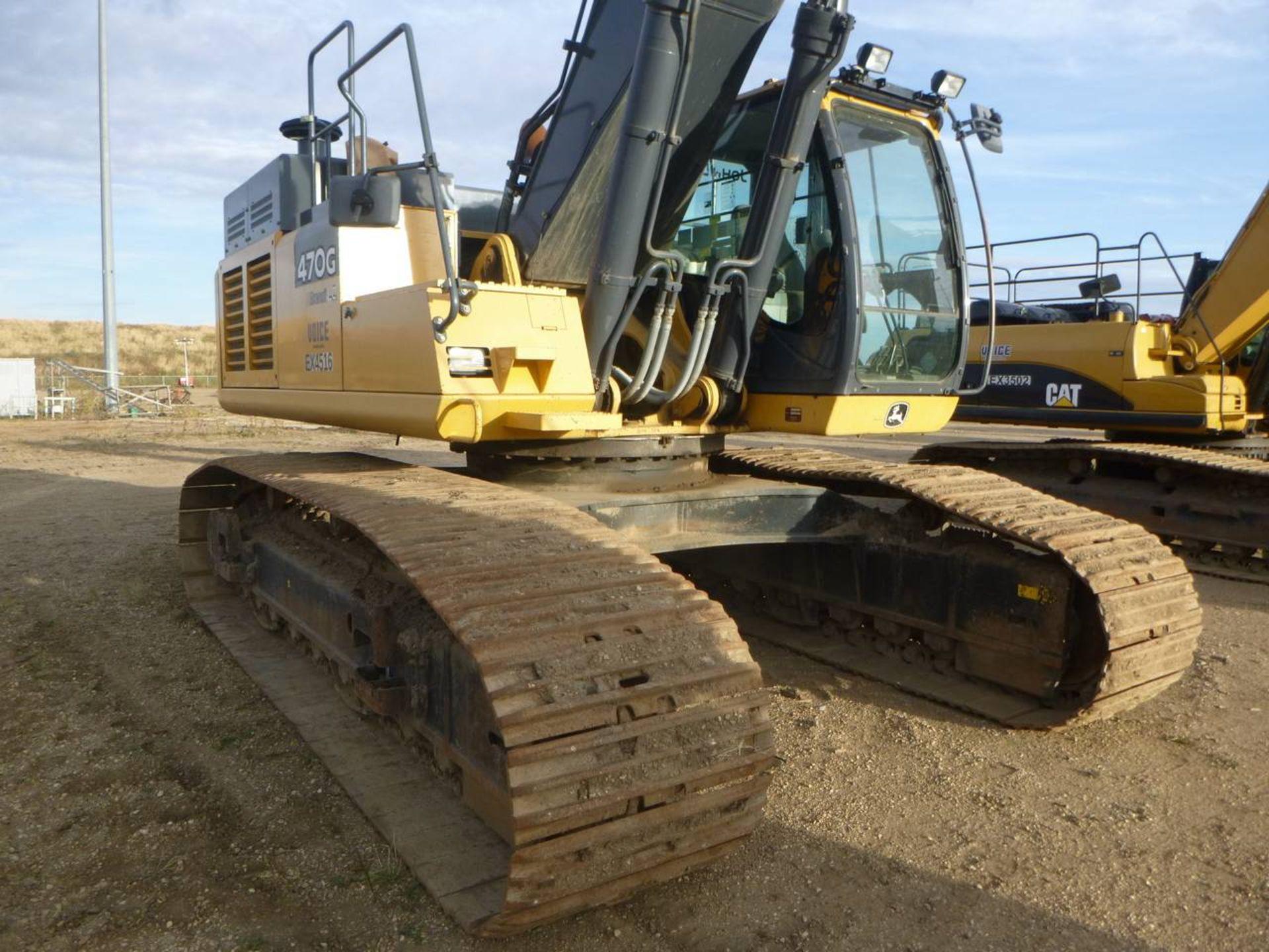 2014 John Deere 470G LC Excavator - Image 3 of 12