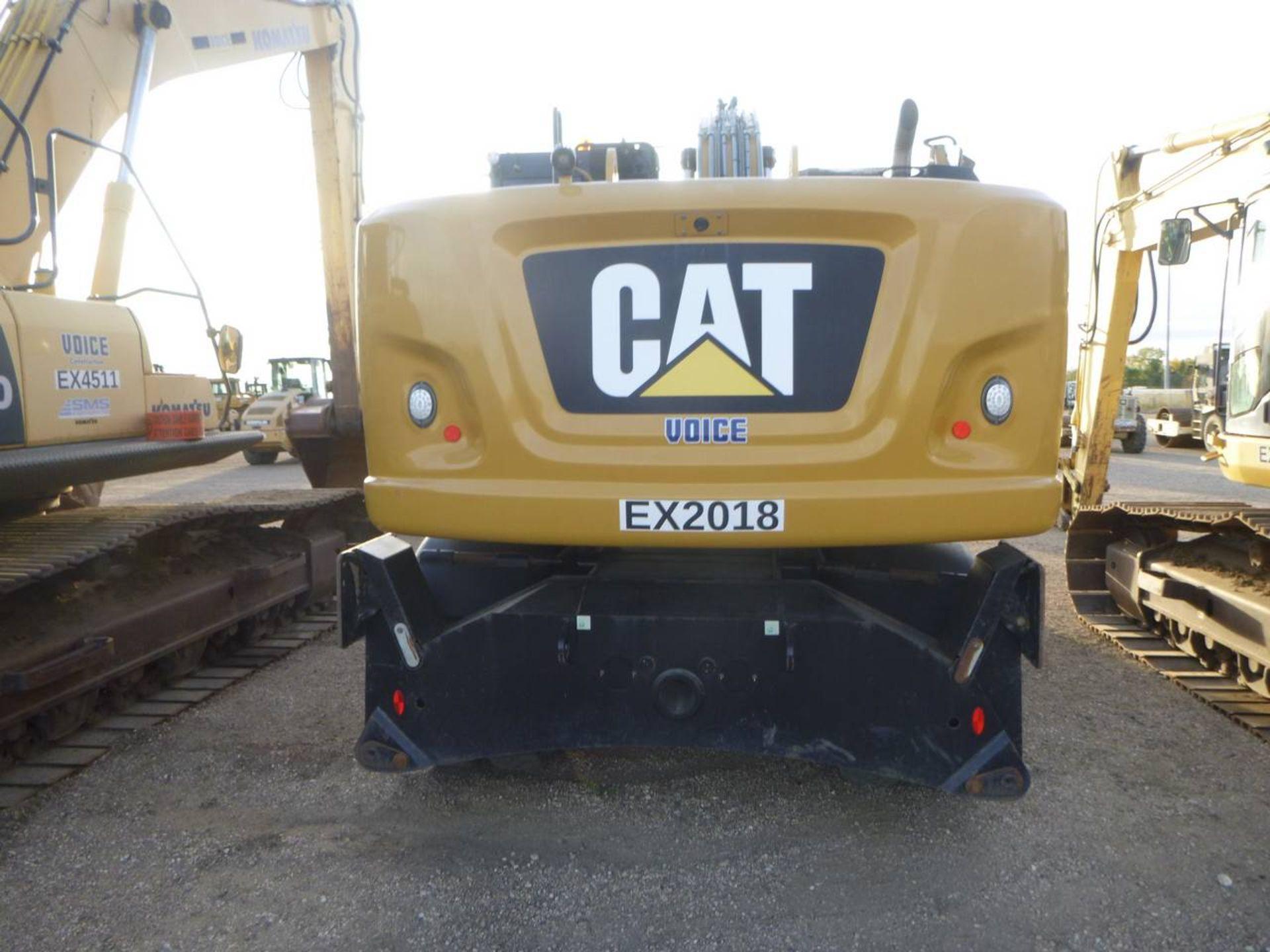 2015 Caterpillar M320F Wheel Excavator - Image 8 of 18