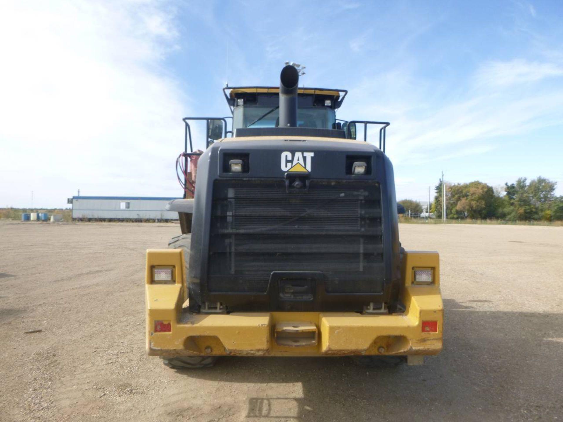 2012 Caterpillar 962K Front End Loader - Image 4 of 10