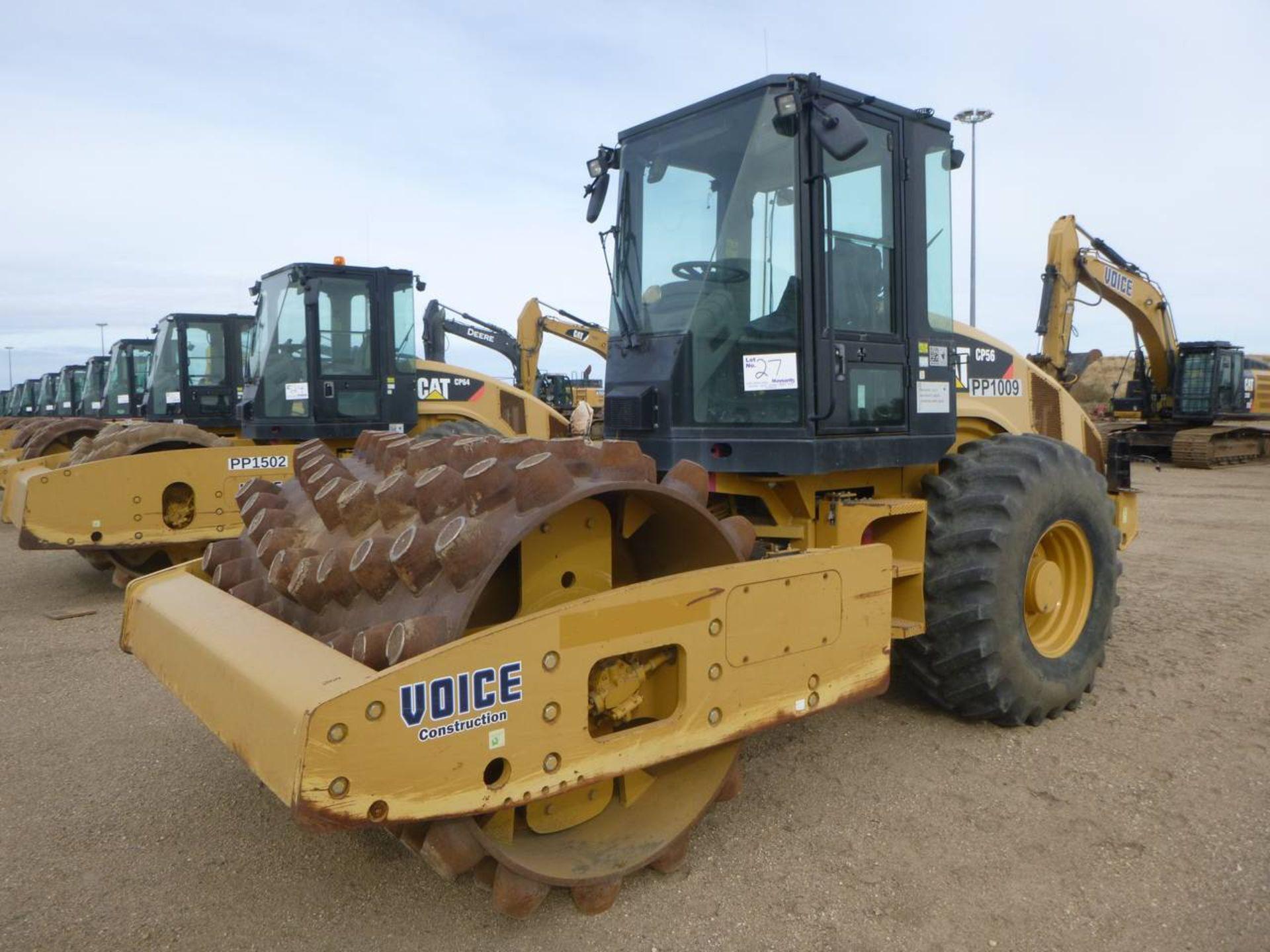 2009 Caterpillar CP56 Compactor