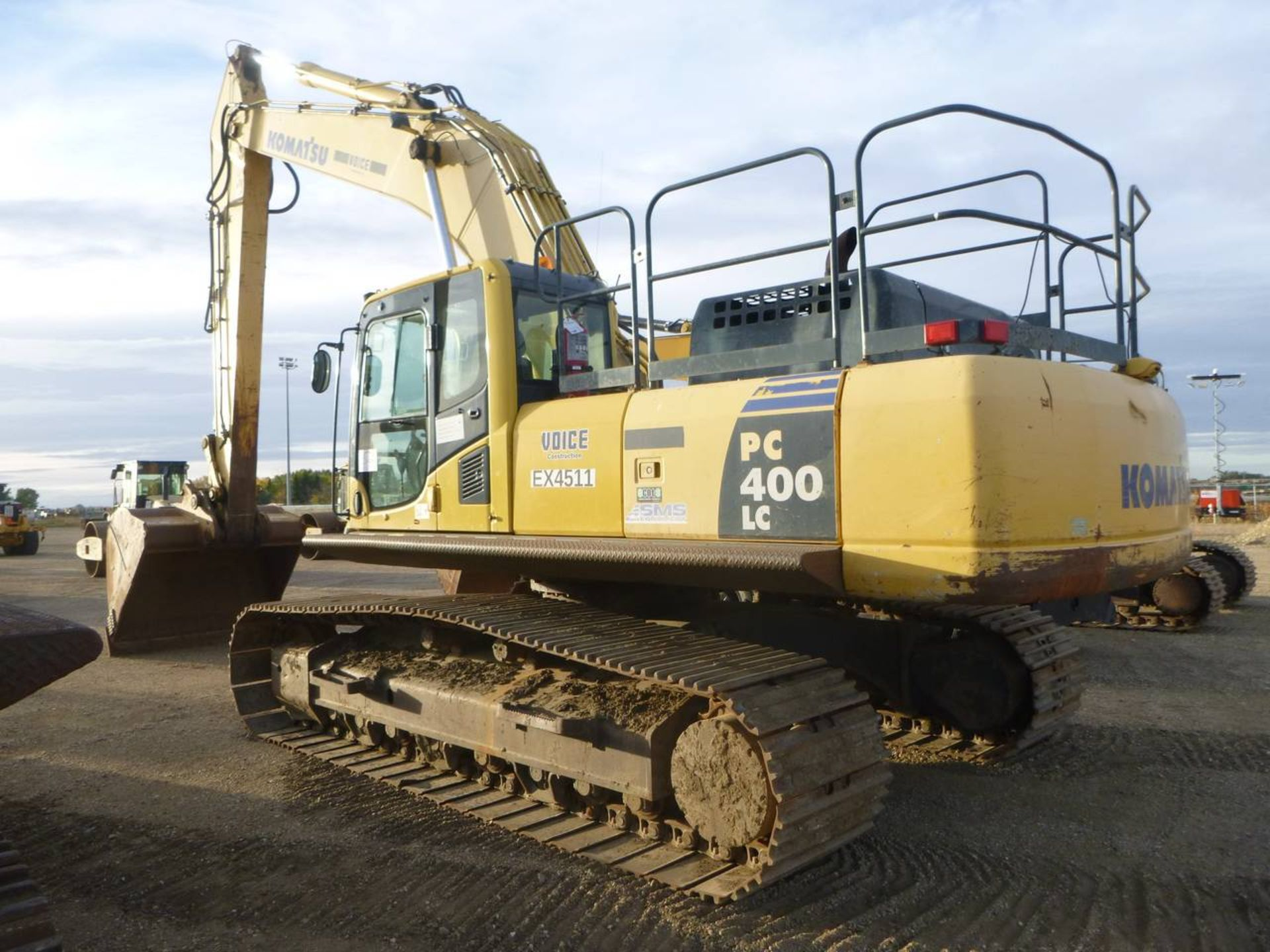 2008 Komatsu PC400LC-8 Excavator - Image 7 of 13