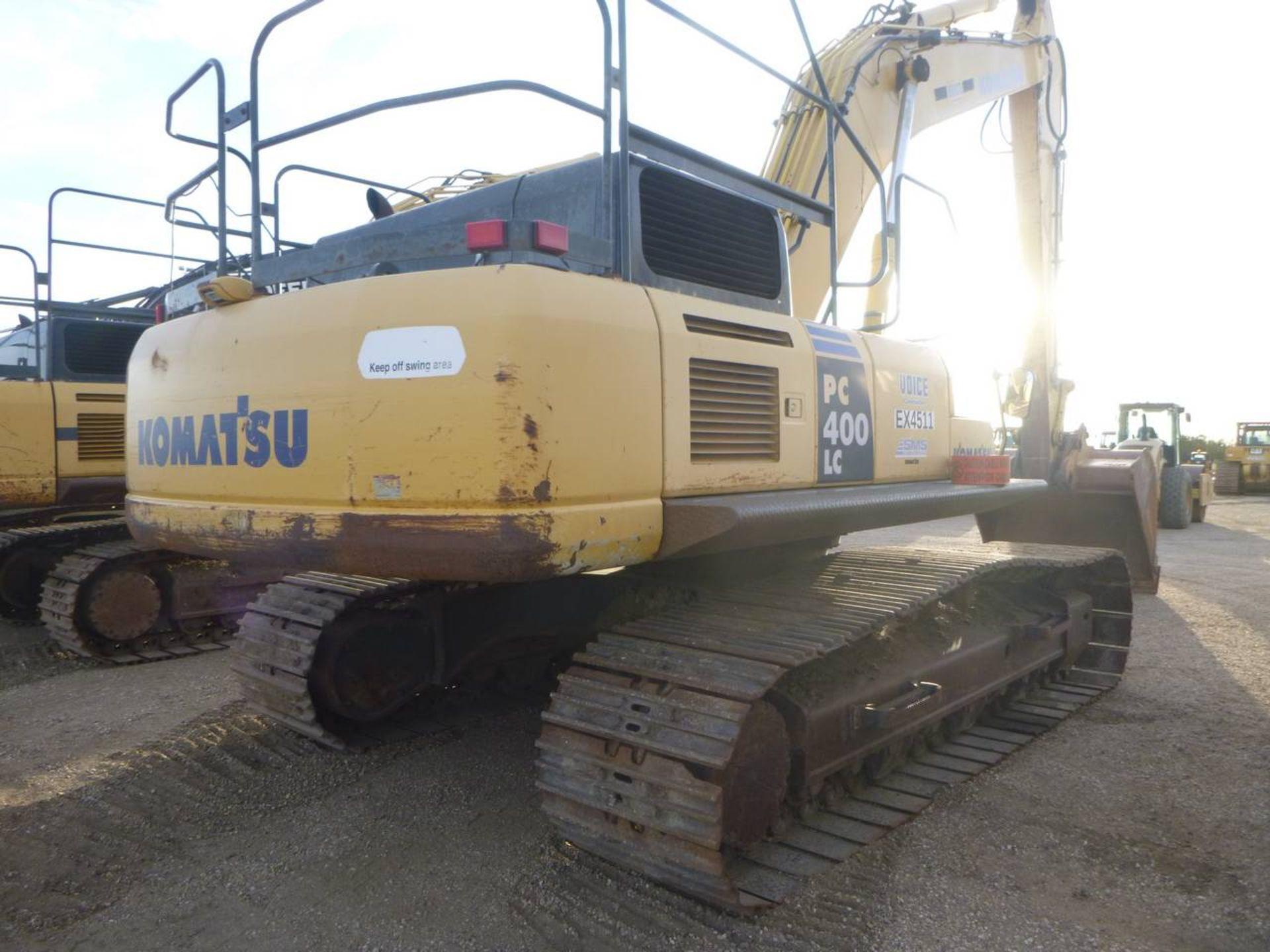 2008 Komatsu PC400LC-8 Excavator - Image 6 of 13