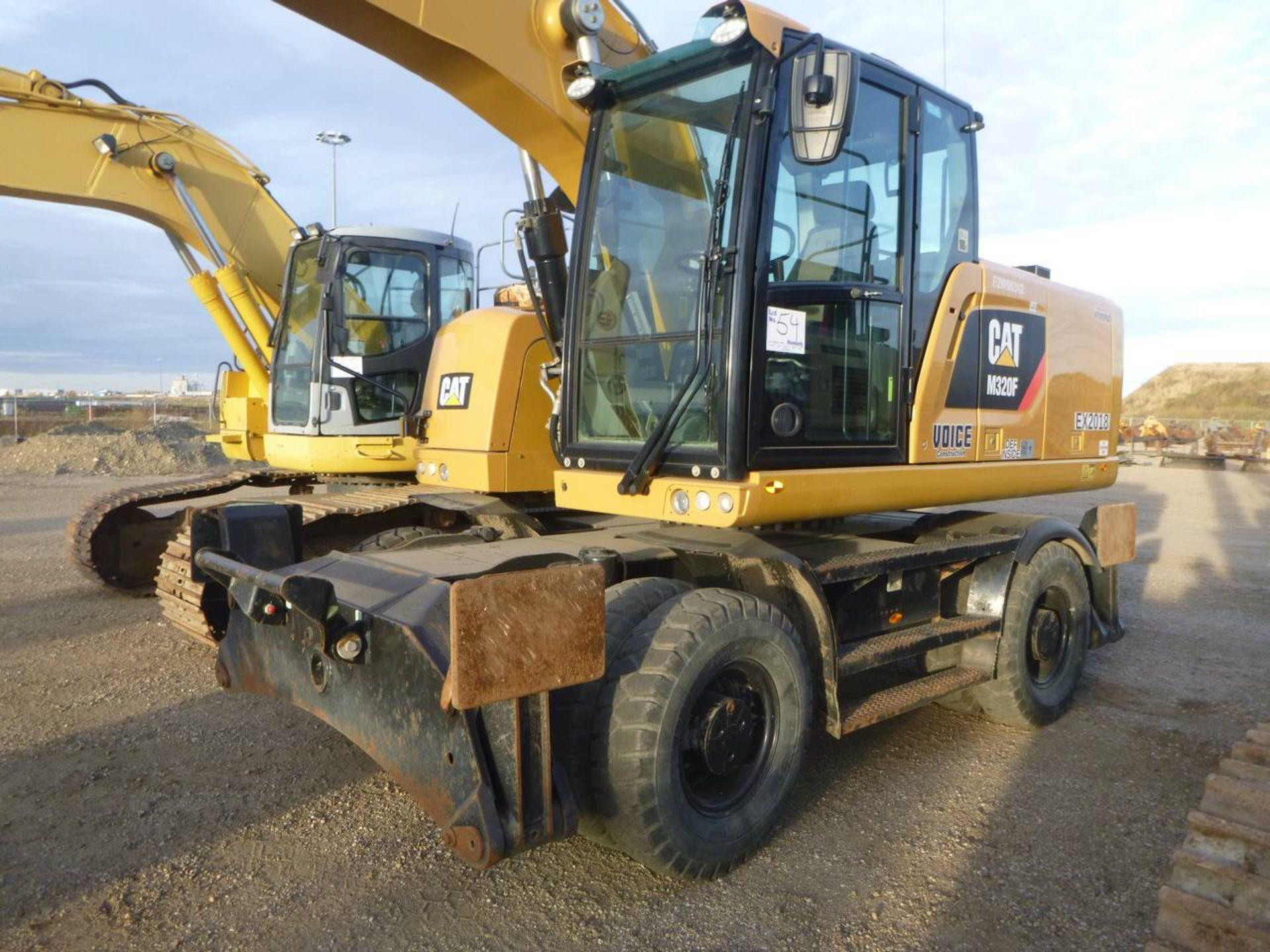2015 Caterpillar M320F Wheel Excavator - Image 2 of 18