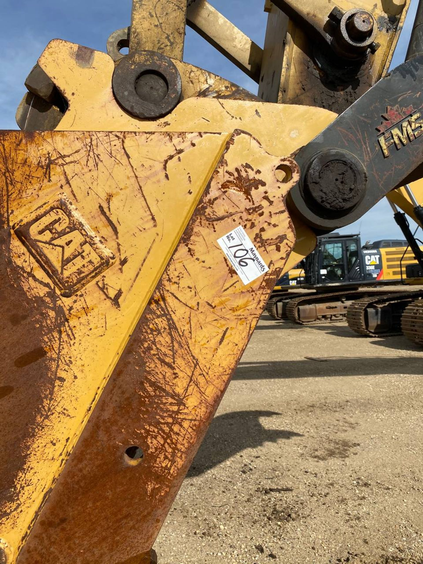 2012 Caterpillar 336E L Excavator - Image 11 of 11
