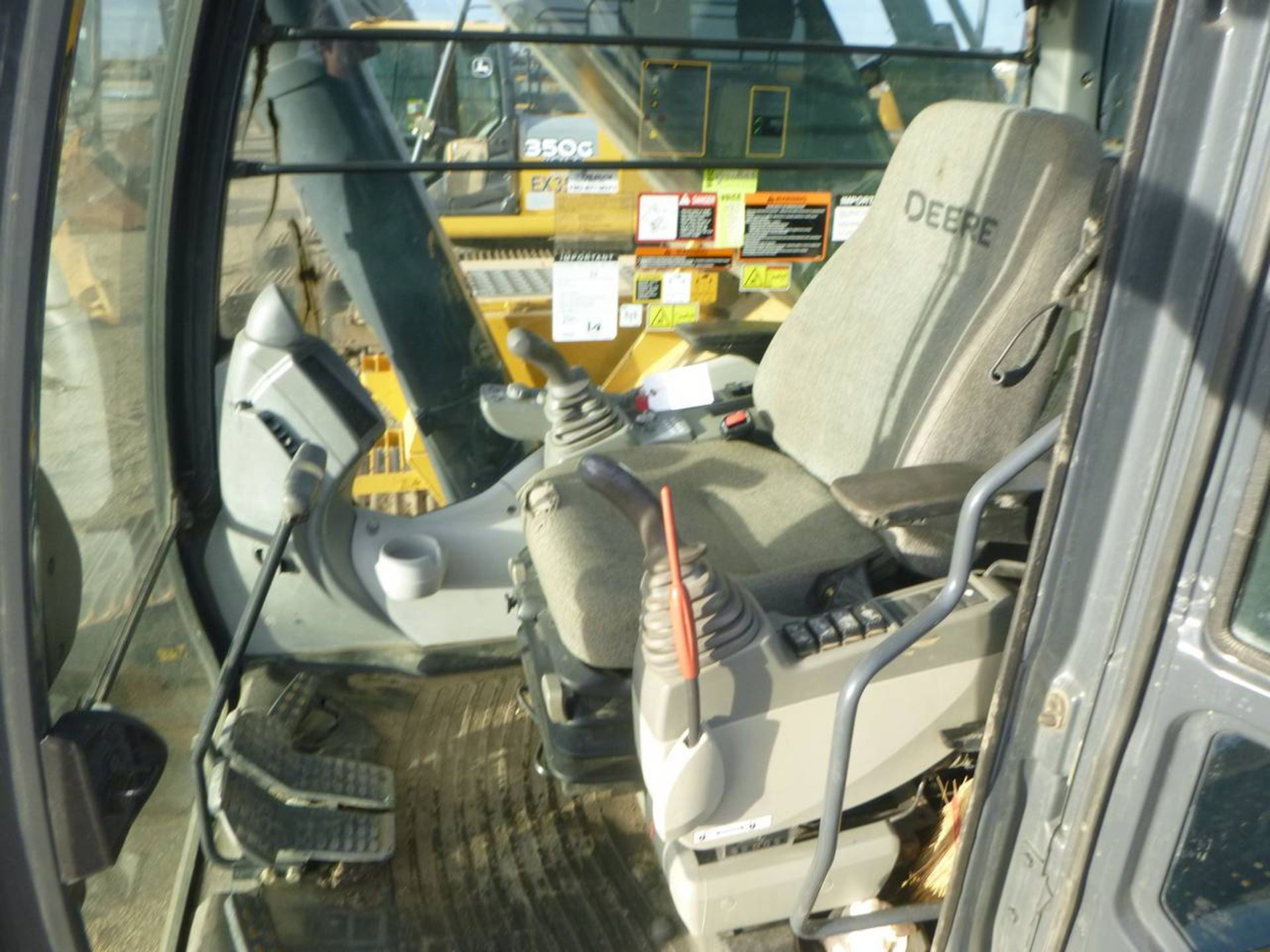 2014 John Deere 470G LC Excavator - Image 9 of 12