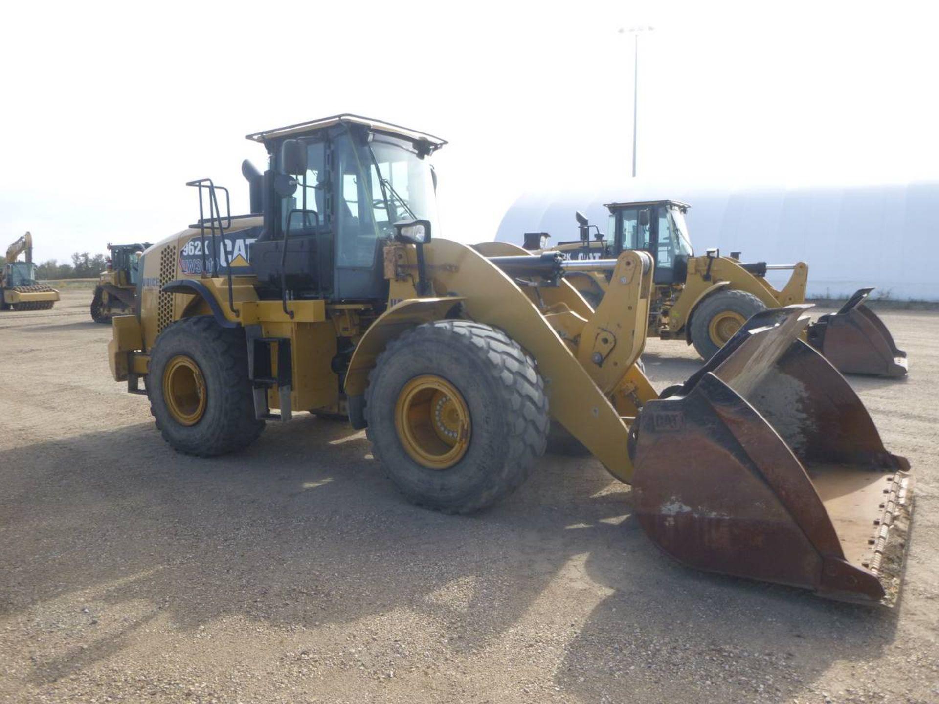 2012 Caterpillar 962K Front End Loader - Image 2 of 10