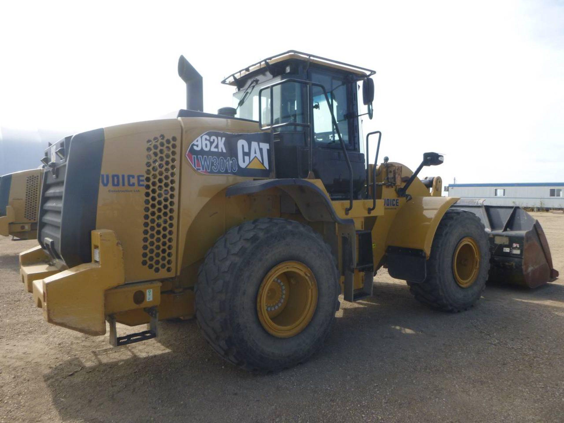 2012 Caterpillar 962K Front End Loader - Image 3 of 10