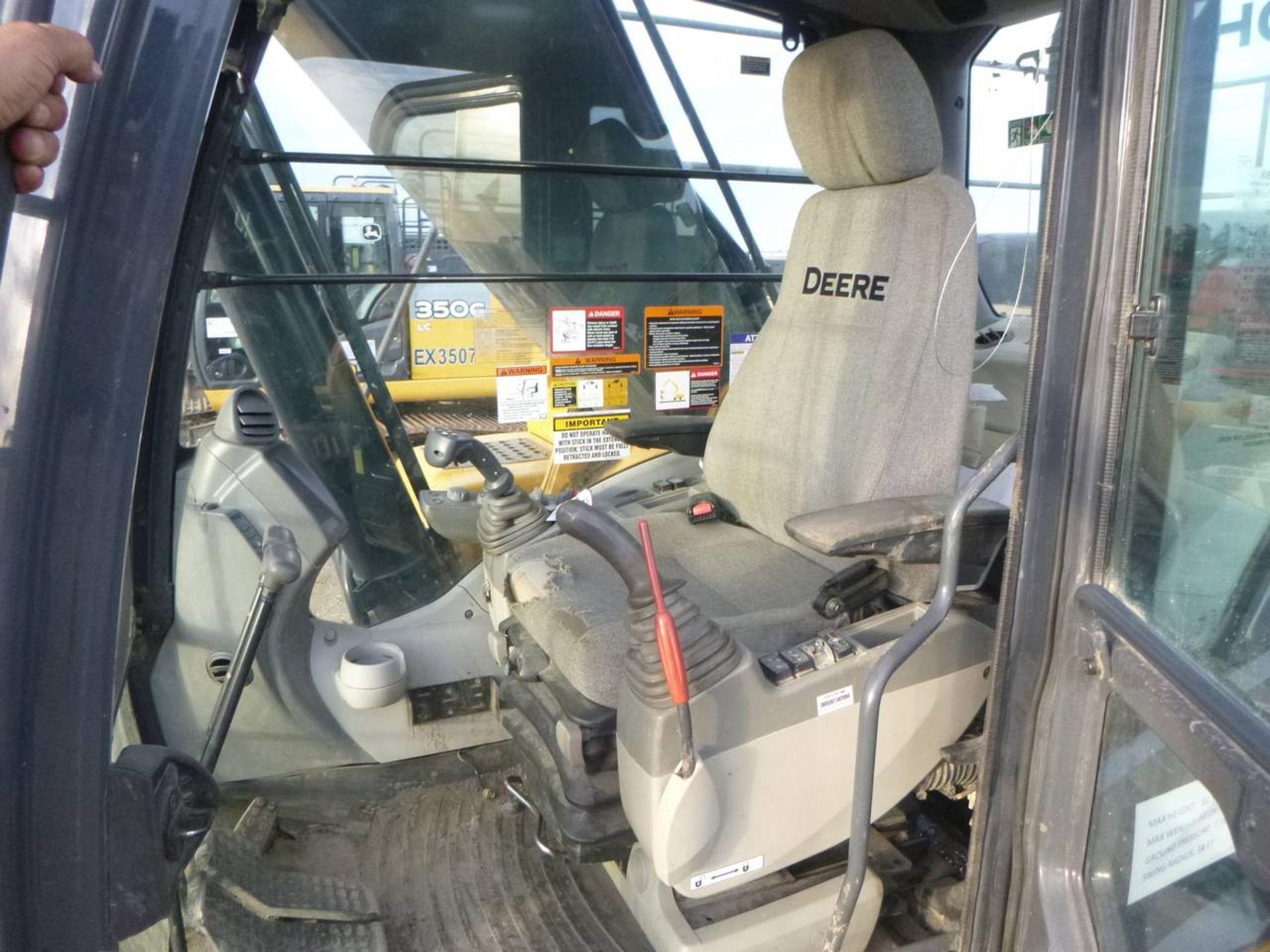 2012 John Deere 350G LC Excavator - Image 9 of 12