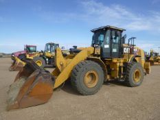 2012 Caterpillar 962K Front End Loader