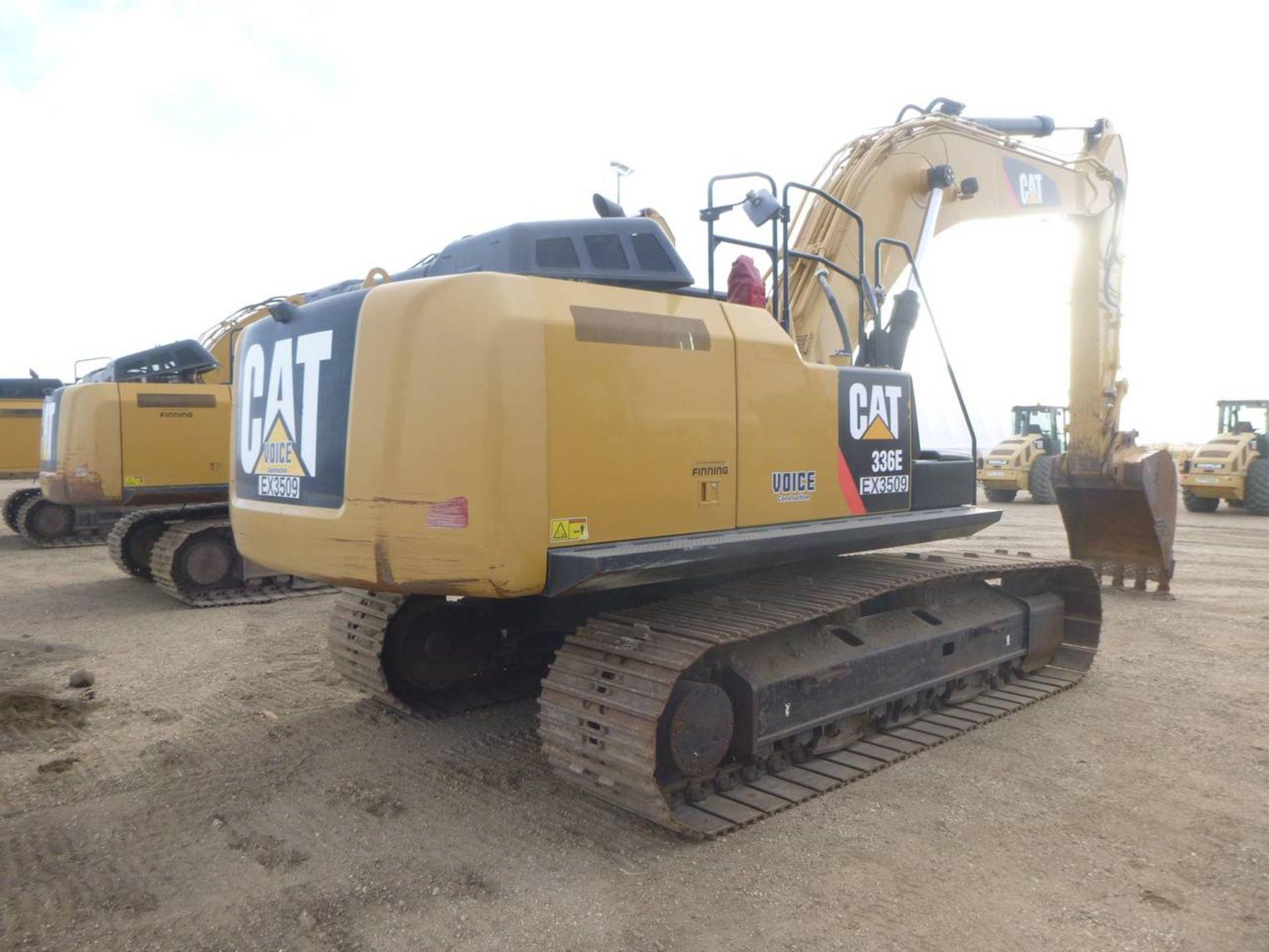 2013 Caterpillar 336ELH Excavator - Image 4 of 11