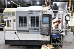 2014 Okuma Genos M560V CNC Vertical Machining Center