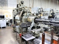 """3/4"""" Acme Gridley RA-8 3/4"""" 8-Spindle Automatic Screw Machine"""