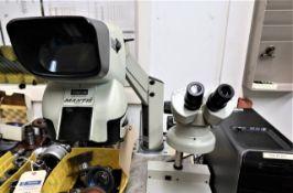 Vision Engineering Mantis Microscope