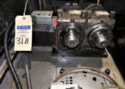 Haas Servo Control 2-Position 4th Axis Rotary Table