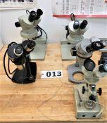 (5) Microscopes