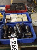 (3) Bins Of Misc. Tooling