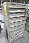 Vidmar (9) Drawer Cabinet