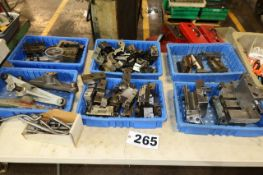 (6) Bins Of Misc. Acme Tooling,