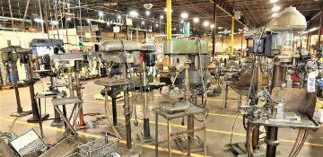 (13) Drill Presses