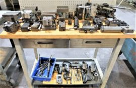 Bench With Double Decker Form Tools,